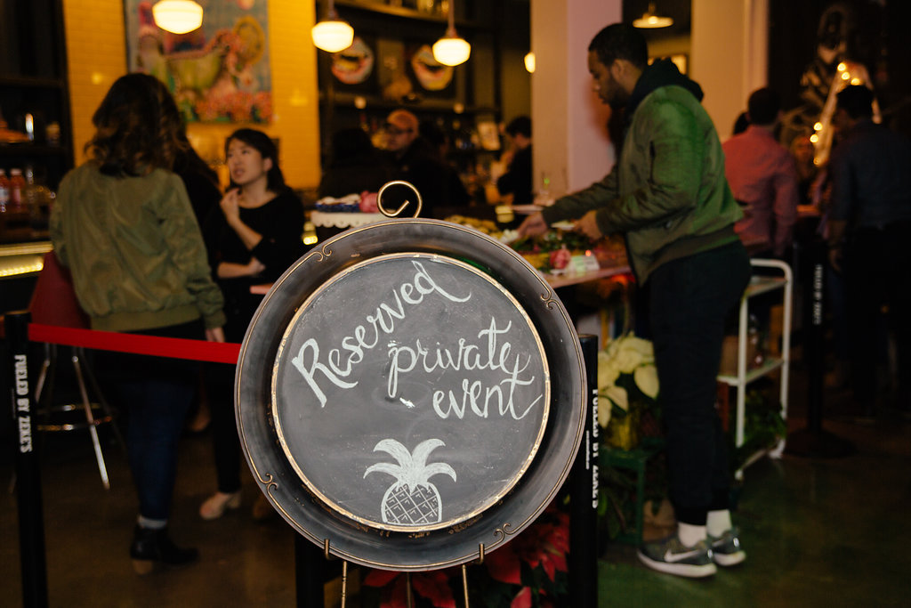 The Quirky Pineapple Studio Launch Party Recap! -- The Quirky Pineapple Studio