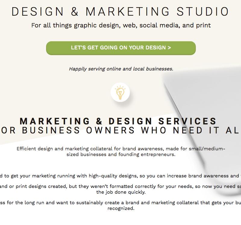 Copywriting | Nax2 Creative | The Quirky Pineapple Studio